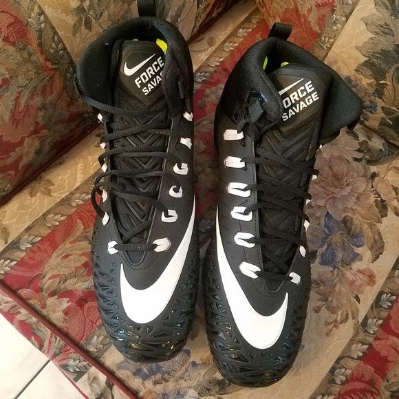 07dee4100 Nike Force Savage Pro TD (Wide Width) Mens Footbal. NWT. Nike.  M 5c3fa35d0cb5aa32d6705d23. M 5c3fa368035cf1c35b5748b9.  M 5c3fa371bb761514b1809acb